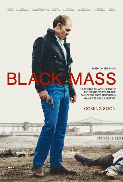 Black Mass Review: Gangster's Paradise? ~ By Brett Bunge