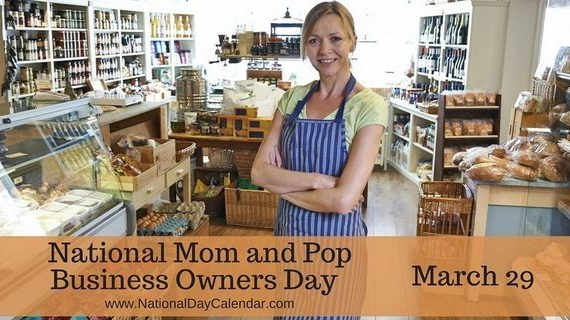 U.S. Census Bureau Daily Feature for March 29: Mom and Pop Businesses