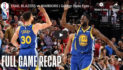Golden State Heads to Their 5th Consecutive NBA Finals with 119 – 117 Win