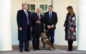 Special Forces Dog Conan Honored For Service in al-Baghdadi Raid
