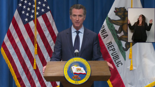 Governor Newsom Submits May Revision Budget Proposal to Legislature