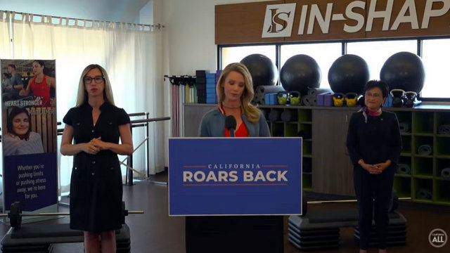Governor Newsom Launches New Advisory Council on Physical Fitness and Mental Well-Being with Co-Chairs First Partner Jennifer Siebel Newsom and 10-Time Pro Bowler Ronnie Lott